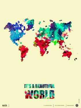 It's a Beautifull World Poster 2 by NaxArt