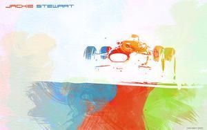 Jackie Stewart by NaxArt