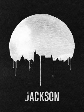 Jackson Skyline Black by NaxArt