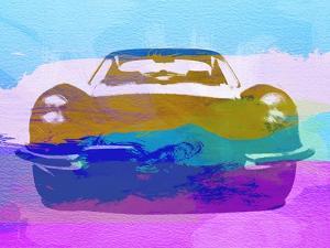 Jaguar E Type Front by NaxArt