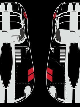 Jaguar E-Type by NaxArt