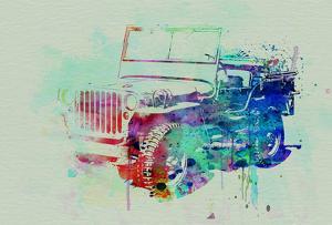 Jeep Willis by NaxArt