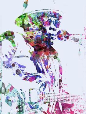 John Lee Hooker by NaxArt