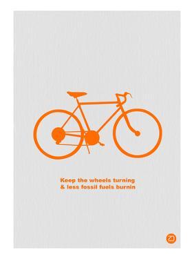 Keep The Wheels Turning by NaxArt