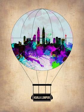 Kuala Lumpur Air Balloon by NaxArt