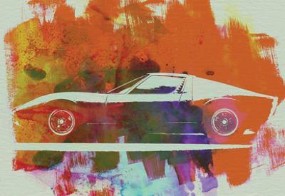 Lamborghini Miura Side 2 by NaxArt