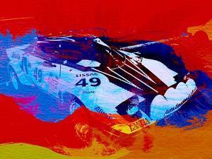 Lancia Stratos Watercolor 2 by NaxArt
