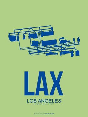 Lax Los Angeles Poster 1 by NaxArt