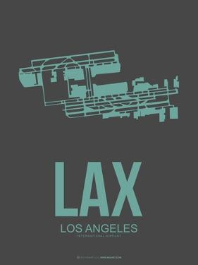 Lax Los Angeles Poster 2 by NaxArt