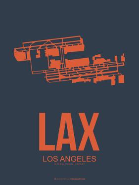 Lax Los Angeles Poster 3 by NaxArt