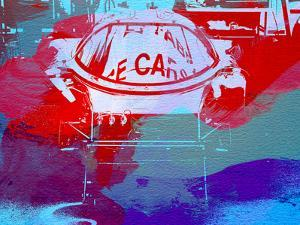 Le Mans Racer During Pit Stop by NaxArt