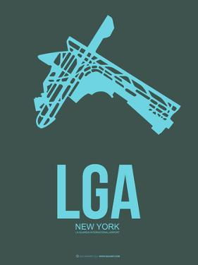 Lga New York Poster 3 by NaxArt