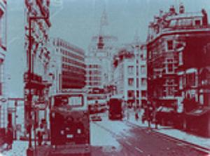 London Fleet Street by NaxArt