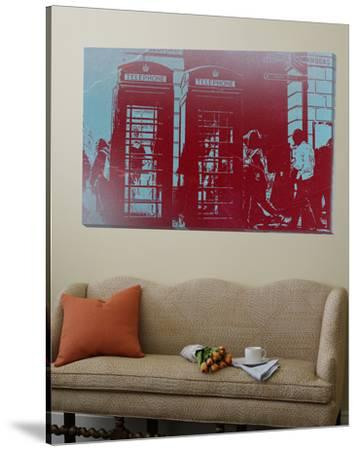 London Telephone Booth by NaxArt