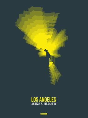 Los Angeles Radiant Map 1 by NaxArt