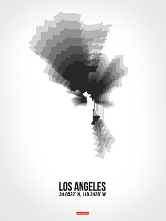 Los Angeles Radiant Map 8 by NaxArt