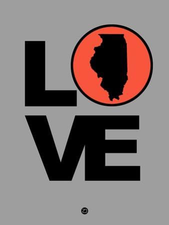 Love Illinois by NaxArt