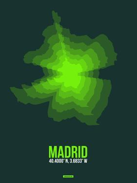 Madrid Radiant Map 2 by NaxArt