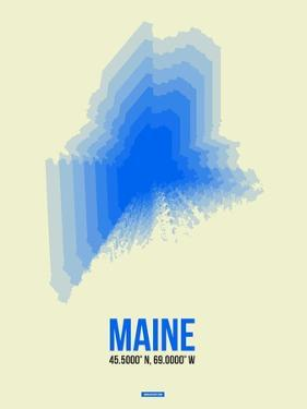 Maine Radiant Map 1 by NaxArt