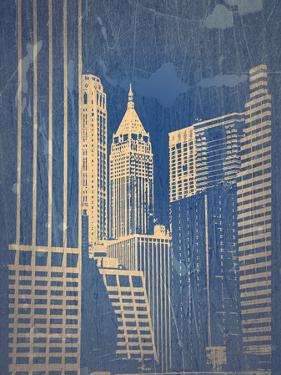 Manhattan 1 by NaxArt