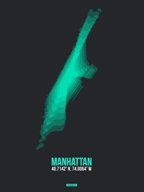 Manhattan Radiant Map 2 by NaxArt