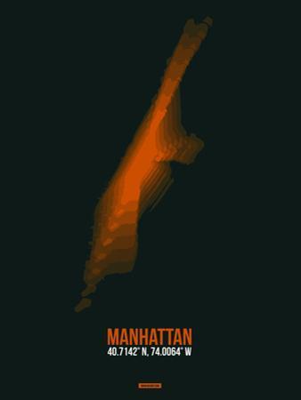 Manhattan Radiant Map 4 by NaxArt