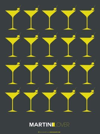 Martini Lover Yellow by NaxArt
