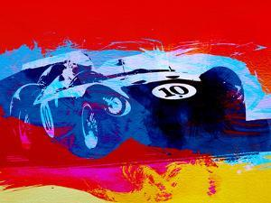 Maserati on the Race Track 1 by NaxArt