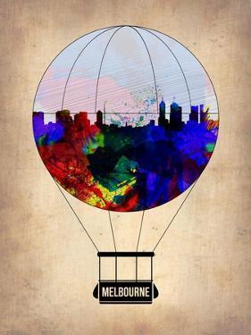 Melbourne Air Balloon by NaxArt