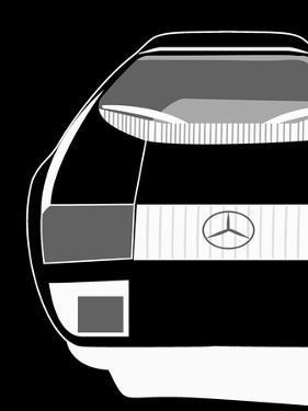 Mercedes-Benz C111 by NaxArt