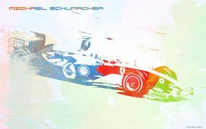 Michael Schumacher by NaxArt
