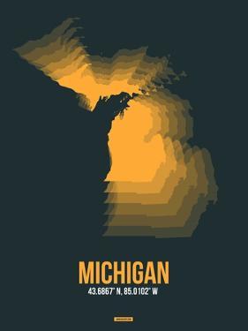 Michigan Radiant Map 4 by NaxArt