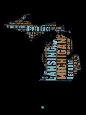 Michigan Word Cloud 1 by NaxArt