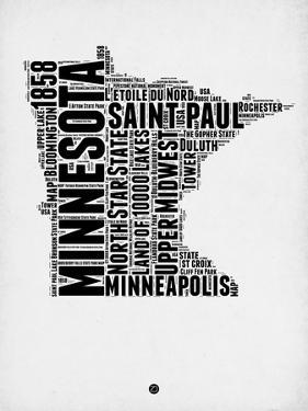 Minnesota Word Cloud 2 by NaxArt