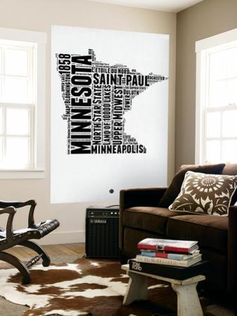 Minnesota Word Cloud 2 by NaxArt