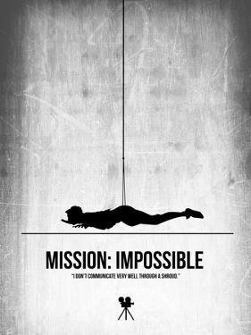 Mission: Impossible by NaxArt