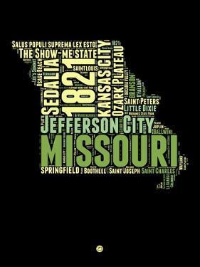 Missouri Word Cloud 1 by NaxArt