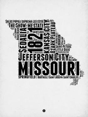 Missouri Word Cloud 2 by NaxArt
