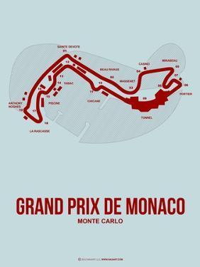 Monaco Grand Prix 3 by NaxArt