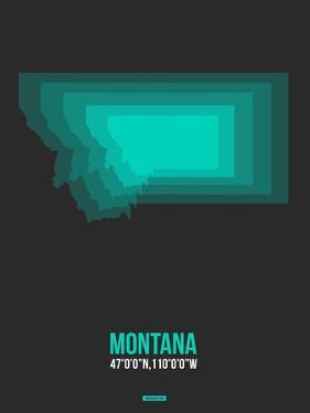 Montana Radiant Map 5 by NaxArt