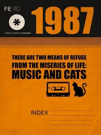 Music and Cats by NaxArt