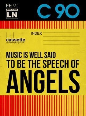 Music is a speech of Angels by NaxArt