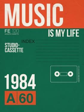 Music Is My Life by NaxArt