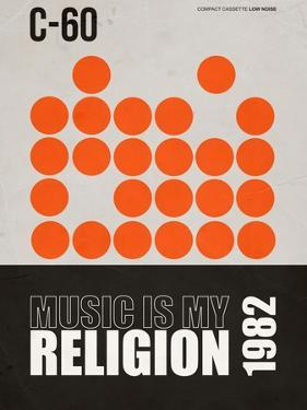 Music is my Religin by NaxArt