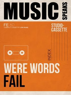 Music Speaks Were Words Fail by NaxArt