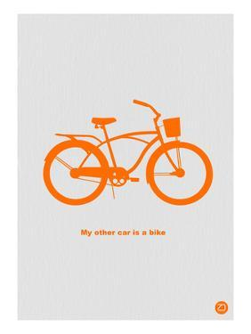 My Other Car Is A Bike by NaxArt