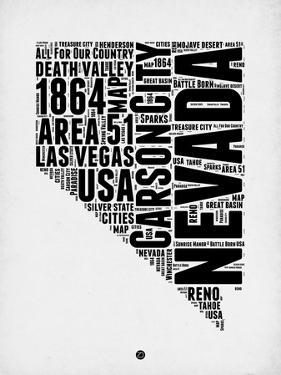 Nevada Word Cloud 2 by NaxArt