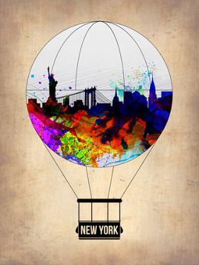 New York Air Balloon by NaxArt