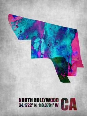 North Hollywood California by NaxArt