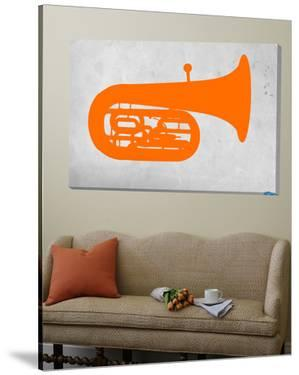 Orange Tuba 2 by NaxArt